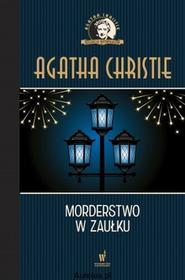 Dolnośląskie MORDERSTWO W ZAUŁKU Agatha Christie 9788327151896