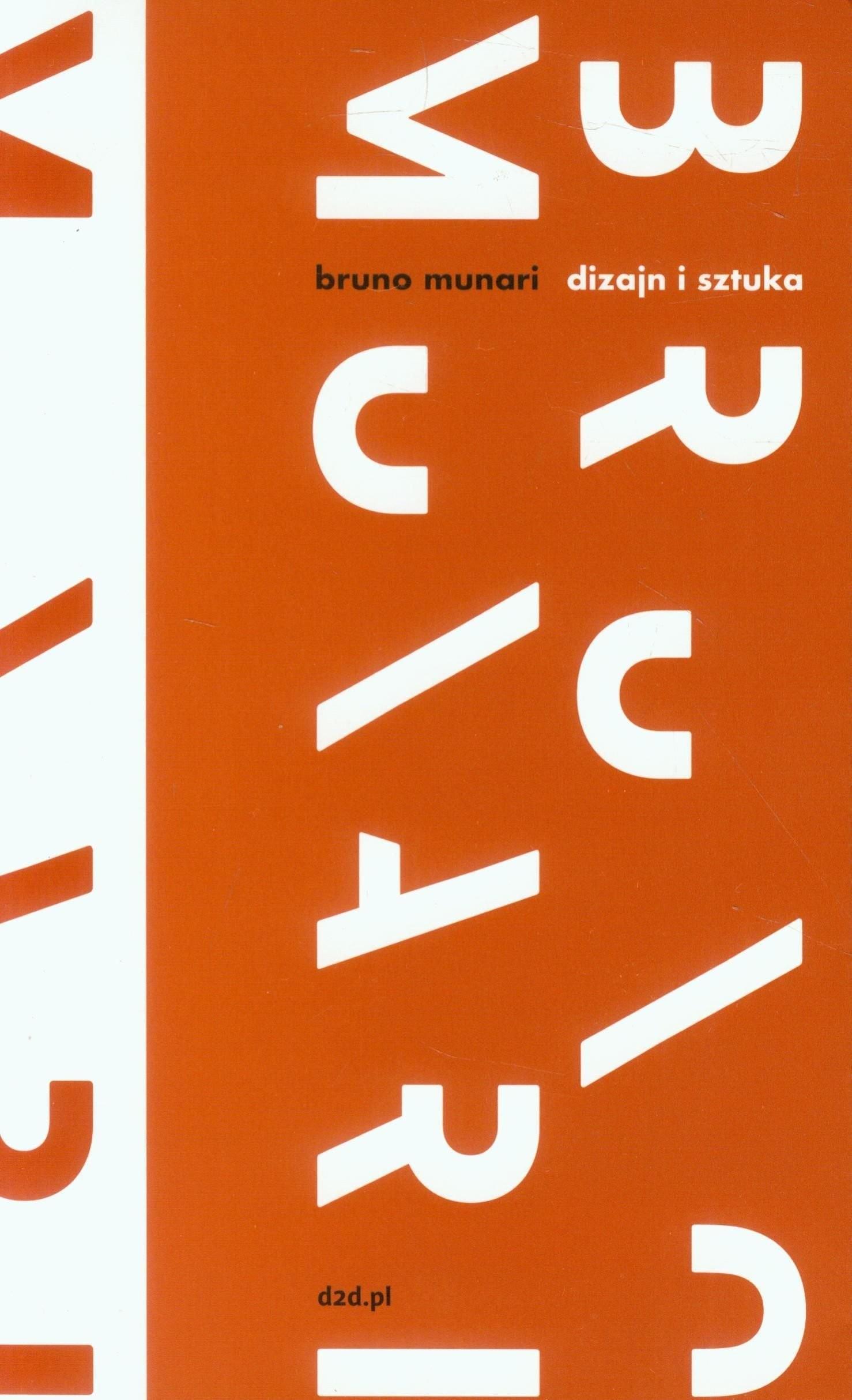 d2d Dizajn i sztuka - Bruno Munari