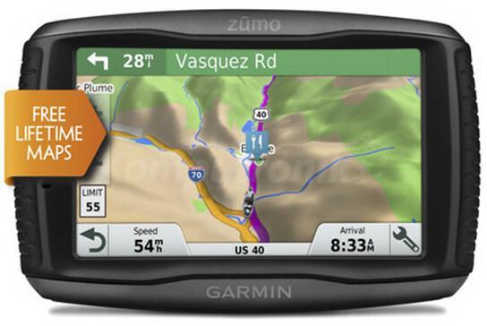 Garmin Zumo 595LM Europe Travel Edition