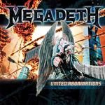 UNITED ABOMINATIONS Megadeth Płyta winylowa)
