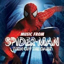 Spider-Man Turn Off The Dark OST) CD) Universal Music Group