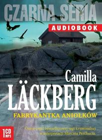 Czarna Owca Fabrykantka aniołków. Audiobook Camilla Läckberg
