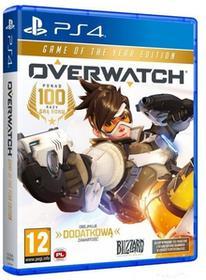 cdp.pl Overwatch GOTY PS4