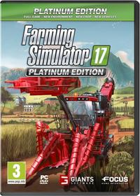 Giants Farming Simulator 17 Edycja Platynowa PC