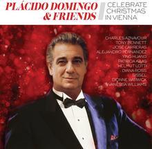 Placido Domingo Placido Domingo & Friends Celebrate Christmas in Vienna, CD Placido Domingo