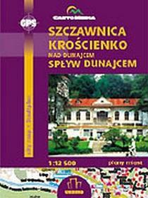 Szczawnica, Krościenko nad Dunajcem Spływ Dunajcem Plany miast - CartoMedia