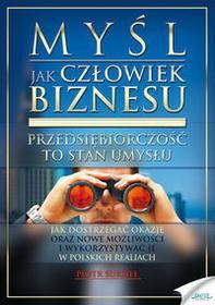 Myśl jak człowiek biznesu - Piotr Surdel