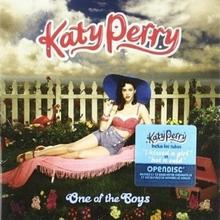 One Of The Boys CD Katy Perry