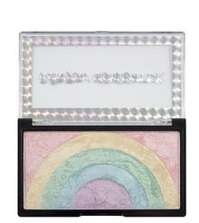 Revolution Makeup Makeup Revolution, Rainbow Highlighter, paleta rozświetlaczy, 10 g