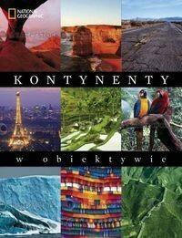 Burda Książki NG praca zbiorowa Kontynenty w obiektywie