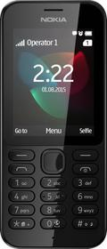 Nokia 222 Dual Sim Czarny
