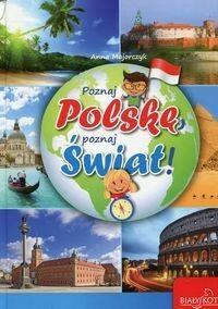 Biały Kot Poznaj Polskę Poznaj świat Anna Majorczyk Ceny I