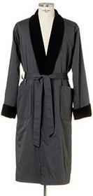 Möve poranek płaszcz Serie homewear, szary, M