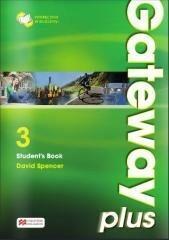 Macmillan Gateway Plus 3 Student's Book Podręcznik wieloletni - Spencer David