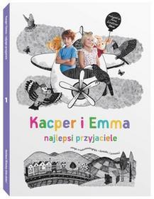 Stowarzyszenie Nowe Noryzonty Kacper i Emma: Najlepsi przyjaciele
