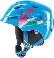Uvex Airwing 2 Blue Dragon 46 50)