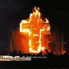 The Last Tour On Earth Live) CD) Marilyn Manson