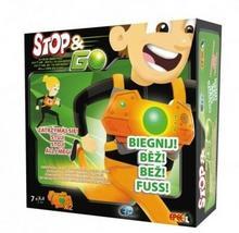 Epee Stop&Go, gra zręcznościowa Wyścig Agentów