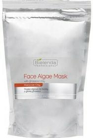 Bielenda Professional Maska algowa do twarzy z glinką Ghassoul - Professional Algae Face Mask (wymienny wkad) Maska algowa do twarzy z glinką Ghassoul - Professional Algae Face Mask (wymienny wkad)