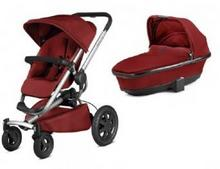 Quinny BUZZ XTRA 4 2w1 RED RUMOUR