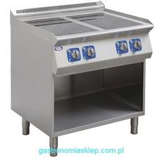Gort Kuchnia indukcyjna 4-polowa z szafką GC1300-080EV+S02
