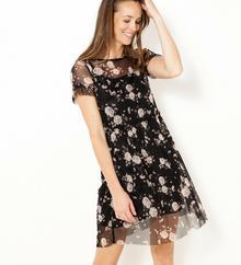 Camaeu Sukienka szyfonowa wzorzysta 513958_2336