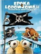 Epoka lodowcowa 4 Wędrówka kontynentów DVD + książeczka