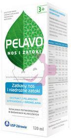 USP ZDROWIE SP. Z O.O POLSKA Pelavo Nos i Zatoki x120 ml ID-14106