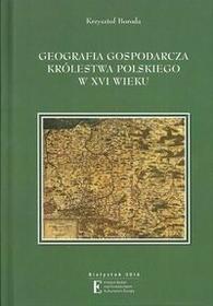 Stara Szuflada Geografia gospodarcza Królestwa Polskiego w XVI wieku - Krzysztof Boroda