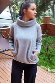 Damski sweter MAIA GREY 006003-6