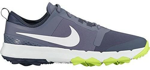 promo code e486e abf12 Nike Buty FI Impact 2 Golf męskie Szarybiałyniebieski B07BLFY2KF
