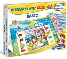 Clementoni Interaktywny Quiz Basic