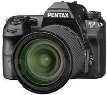 Pentax K-3 II + 18-55 kit