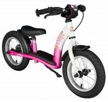 """BikeStar Rowerek biegowy 12"""" XL classic pink flamingo 19716767"""
