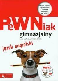 Wydawnictwo Szkolne PWN PeWNiak gimnazjalny Język angielski + CD - Anna Szafarz, Agnieszka Szurek
