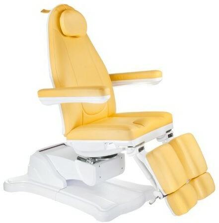 Elektryczny Fotel Kosmetyczny Mazaro Br 6672c Miod Br 6672c Miod