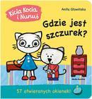 GDZIE JEST SZCZUREK KICIA KOCIA I NUNUŚ Anita Głowińska