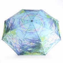 Galleria Parasol składany automatyczny Monet 30201