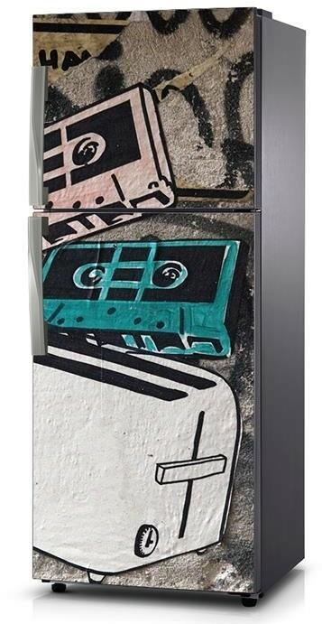 Oklejaj Naklejka na lodówkę - 0452 - Naklejka
