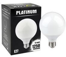 Polux Żarówka LED E27 SMD LED 12W Ciepła 305633