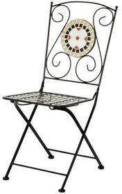 Krzesło Blooma Orlean 40 5 x 50 x 93 cm składane