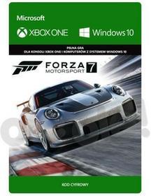 Forza Motorsport 7 XONE wersja cyfrowa