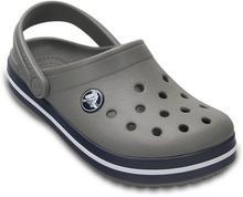 Crocs klapki Classic Clog K Smoke/Navy 34,5