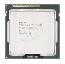 Intel Core i7 2600 3,4 GHz
