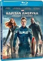 Kapitan Ameryka Zimowy żołnierz Blu-Ray
