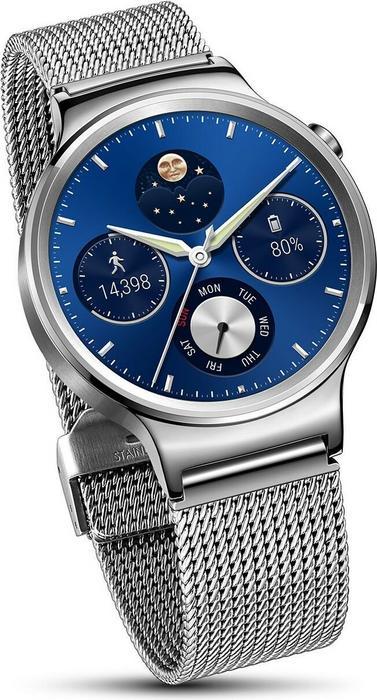 Huawei Watch Srebrny