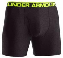 Under Armour Bokserki termoaktywne Original Jock 6 Carbon (1230364-091)