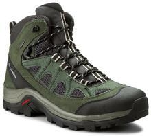 Salomon Trekkingi Authentic Ltr Gtx 390409 26 V0 Asphalt/Night Forest/Aluminium