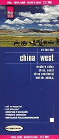 Reise Know How China West, 1:2 700 000