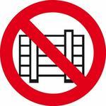 B2B Partner Zakaz odkładania materiałów 209524